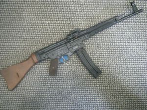 GSG STG-44 German Made Schmeisser Semi-Auto Rifle 22LR